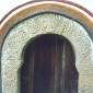 Врата на сърквата в с.Банище
